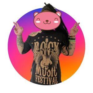 Rock Music Festival Dress